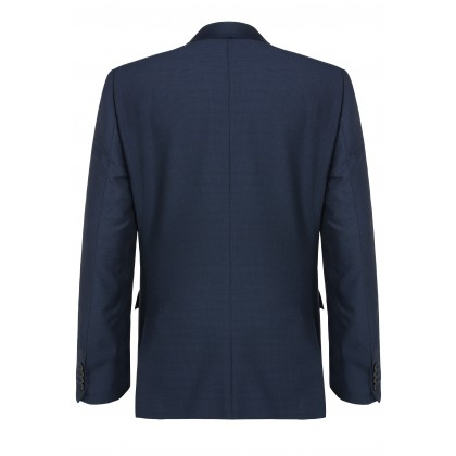 Business jacket CG Shane with contrasting details / Sakko/Jacket CG K-AMF-Shane SS