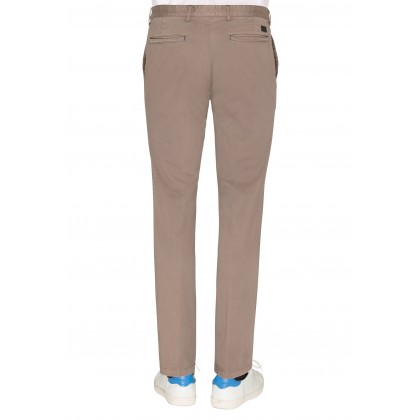 Elasticated Cotton Chino CG Rene / Z-Hose/Trouser CG Rene